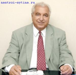 академик А.Ф.Цыб, годы жизни